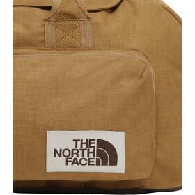 The North Face Berkeley Duffel M, british khaki light heather/new taupe green